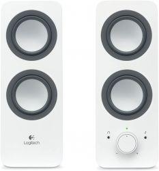 Logitech Z200 2.0, 3.5 mm jack fehér hangszóró