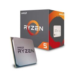 AMD Ryzen 5 2600 3,4GHz AM4 BOX processzor