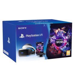 Sony PlayStation PS4 VR V2 szemüveg + kamera+ VR Worlds játék