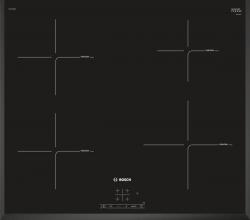 Bosch PIE651BB1E 7400W 4-zónás fekete beépíthető indukciós főzőlap