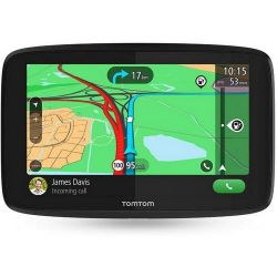 "TOMTOM 1PN5.002.10 ESSENTIAL 5"" WIFI, TELEFON, EU fekete GPS navigáció"
