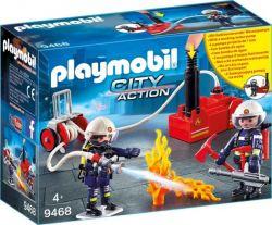 Playmobil® (9468) CITY Tűzoltó vízpumpa