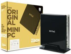ZOTAC ZBOX BI329, Intel N4100, 2x SODIMM DDR4-2400, SATA3, DP/HDMI/VGA Mini PC