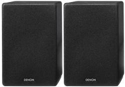 Denon SCN-10 6 ohm, 50 Hz - 20 kHz fekete hangfal pár