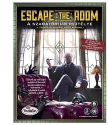 THINKFUN THI34391 Escape the Room: A szanatórium rejtélye