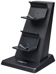 Bigben Interactive PS4DUALCHARGERV2 V2-es PS4, 1.5A fekete kontroller töltő
