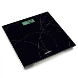 Aurora AU4305 max. 150kg fekete digitális személymérleg
