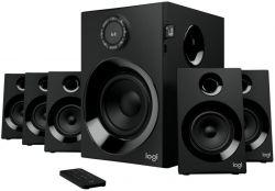 Logitech Z607 5.1 500W fekete bluetooth hangfal szett
