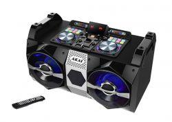 Akai DJ-530 fekete Házi Szórakoztató Központ