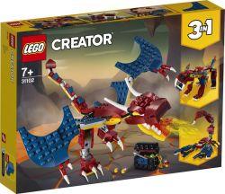 LEGO® (31102) Creator Tűzsárkány