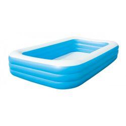 Bestway 305x183x56 cm kék családi medence