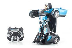 G21 R/C kék Troopers Savage Stranger játék robot