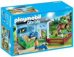 Playmobil® (9277) CITY Kisállatpanzió
