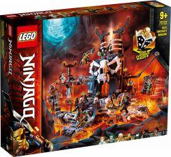 LEGO® (71722) Ninjago A koponyavarázsló tömlöcei