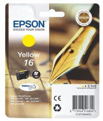 Epson T1624 3,1ml 16 sárga tintapatron