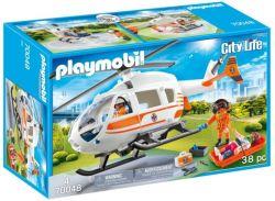 Playmobil® (70048) City Life Mentőhelikopter