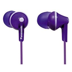 Panasonic RP-HJE125E-V lila fülhallgató
