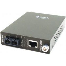 D-Link DMC-515SC FastEthernet 10/100BaseTX (RJ45)-100BaseFL SM (SC-Duplex)- 15km konverter