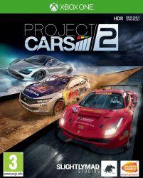 Project Cars 2 (Xbox One) játékszoftver