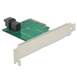 Delock 1 x SFF-8643 NVMe PCI-E kártya