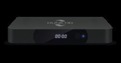 Dune HD DUNE-PRO4KII 3D wifi/ethernet/USB/HDD fekete médialejátszó