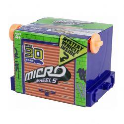 MTS 57894 (4 cm) Micro Wheels meglepetés kisautó