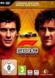 F1 2019 Legends Edition (PC) játékszoftver