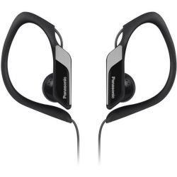 Panasonic RP-HS34E-K 3.5mm jack fekete clip on fülhallgató