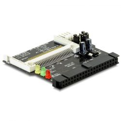 """Delock (91620) 1 x ATA (IDE) -> Compact Flash 3.5"""" aljzatos belső adapter"""