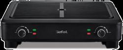 Tefal TG900812 Smoke Less 2000 W, 2 zóna fekete grillsütő