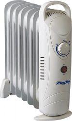 Mesko MS7804 700 W, 7 tag fehér-szürke olajradiátor