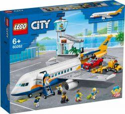 LEGO® (60262) City Airport Utasszállító repülőgép