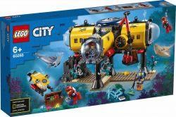 LEGO® (60265) City Oceans Óceánkutató bázis
