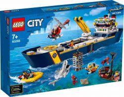 LEGO® (60266) City Oceans Óceánkutató hajó
