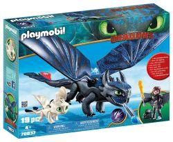 Playmobil® (60749) Dragons Fogatlan és Hablaty játék szett