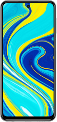 "Xiaomi Redmi Note 9S 6,67"" 128GB Dual SIM 4G/LTE kék okostelefon"