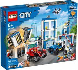 LEGO® (60246) Rendőrkapitányság