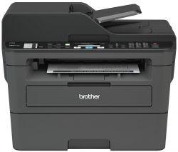Brother MFC-L2712DN lézernyomtató/másoló/síkágyas scanner/fax
