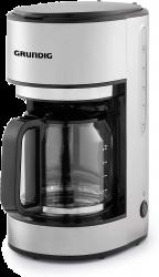 Grundig KM 5620 Harmony 1000W 1l rozsdamentes acél/fekete filteres kávéfőző