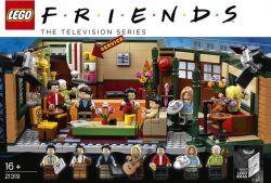 LEGO® (21319) Ideas Jóbarátok: Central Perk kávézó