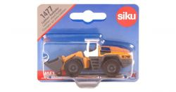 Siku 61500 (8 cm) narancs-fehér Liebherr 578 traktor