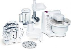 Bosch MUM4657 550 W, 3.9 L fehér konyhai robotgép