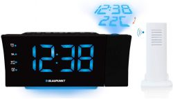 Blaupunkt CRP81USB fekete rádiós ébresztőóra