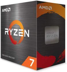 AMD Ryzen 7 5800X 3,8GHz AM4 BOX (Ventilátor nélkül) processzor