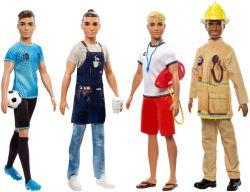 Mattel 53702 Ken karrier babák