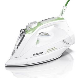 Bosch TDA702421E Ceranium Glissée 2400 W Zöld-fehér Gőzölős vasaló