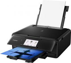 Canon PIXMA TS8150 4800X1200DPI MFP WRLS PRT COPY SCAN 15IPM fekete tintasugaras nyomtató