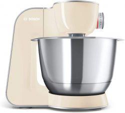 Bosch MUM 58920 1000 W, 7 fokozat bézs-ezüst konyhai robotgép