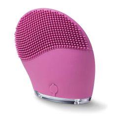 Beurer FC 49 rózsaszín vibrációs arctisztító kefe