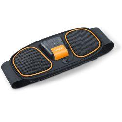 Beurer EM 32 fekete-narancs hasizomerősítő öv